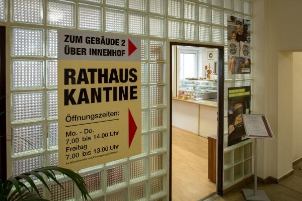 Kantine im Rathaus > Stadt Worms