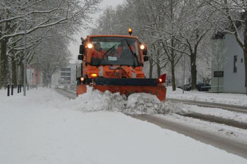 Winterdienst  Winterdienst - Entsorgungs- und Baubetrieb der Stadt Worms (ebwo)