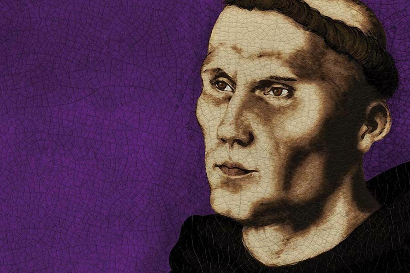 Das Leben Von Martin Luther Leichte Sprache Luther Worms