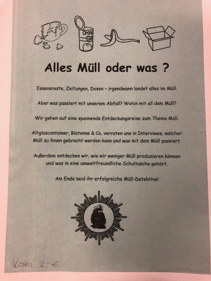 Alles Müll oder was?