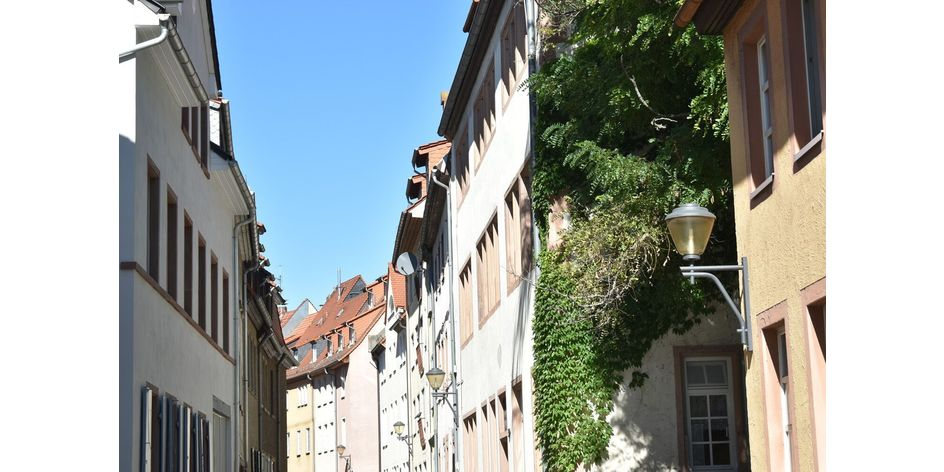 Judengasse in Worms