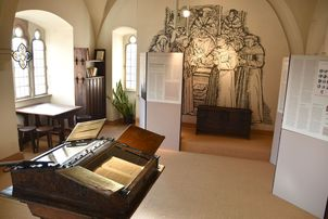 Luther Room (photo: IR/City of Worms)