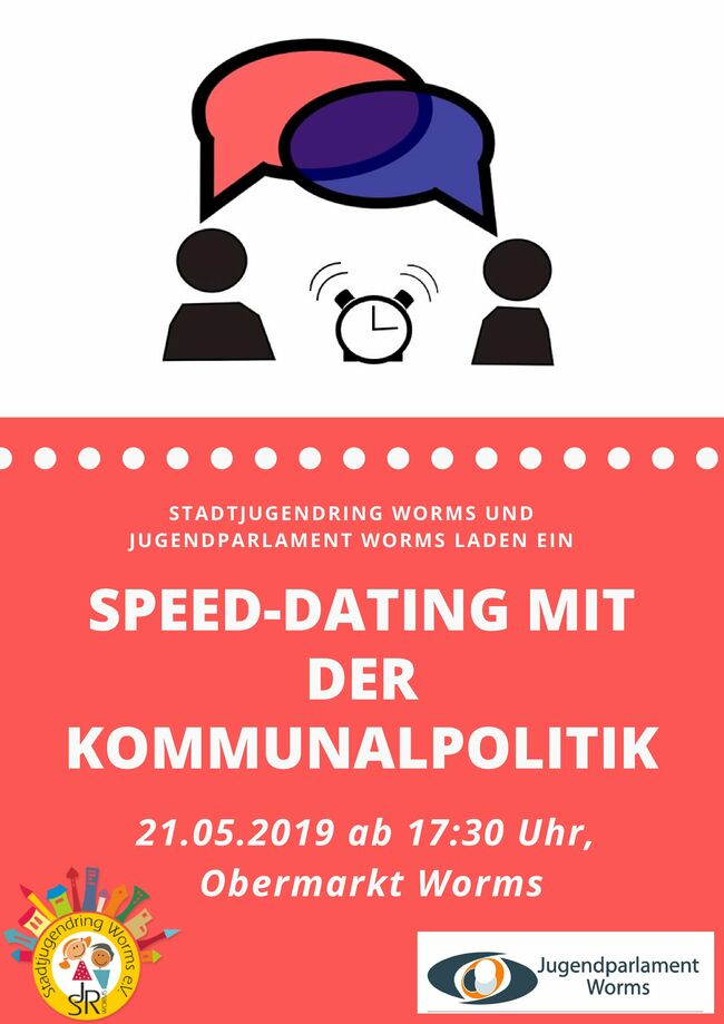 Speed-Dating zur Kommunalwahl am 21.05.2019