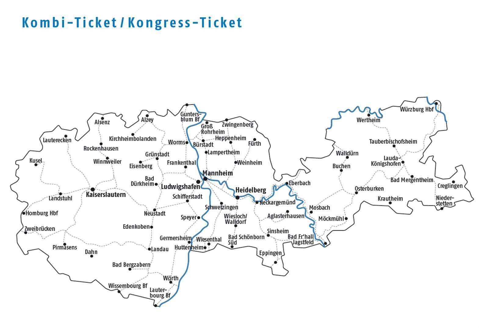 vrn karte Weinstadt Worms   Anfahrt